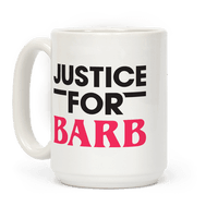 Justice For Barb Mug