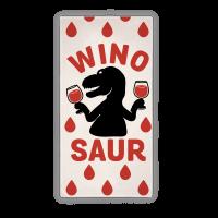 Winosaur Towel Towel