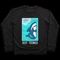 Deep Thinker Shark (White)