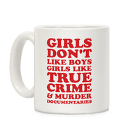 Girls Like True Crime