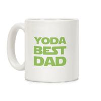 Yoda Best Dad Parody