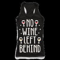 No Wine Left Behind
