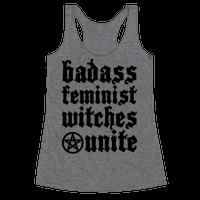 Badass Feminist Witches Unite