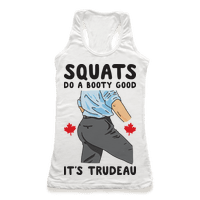 Squats Do A Booty Good Its Trudeau