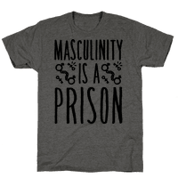 Masculinity Is A Prison