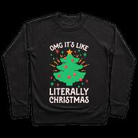 Omg It's Like Literally Christmas