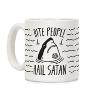 Bite People Hail Satan - Shark