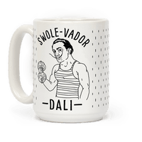 Swole-vador Dali