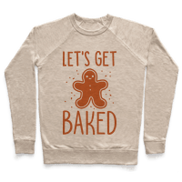 Lets Get Baked Gingerbread