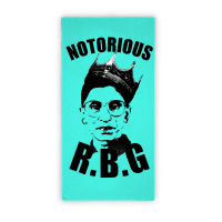 Notorious RBG Towel Towel