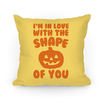 I'm In Love With The Shape Of You Pumpkin Parody