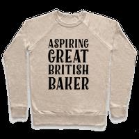 Aspiring Great British Baker