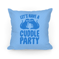 Let's Have A Cuddle Party