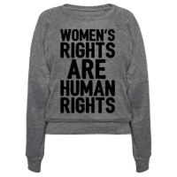 Women's Rights Are Human Rights Pullover