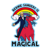 Bernie Is Magical