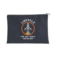 Liberals For Gay Space Socialism Accessorybag