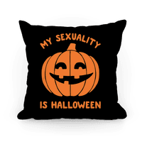 My Sexuality Is Halloween