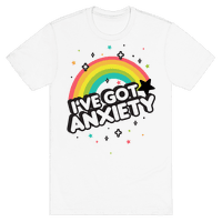 I've Got Anxiety Rainbow