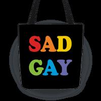 Sad Gay
