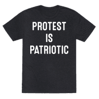 Protest Is Patriotic