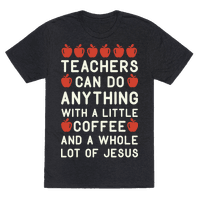 Teachers Can Do Anything