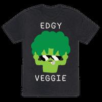 Edgy Veggie Tee