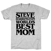 Steve Harrington World's Best Mom Parody