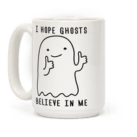I Hope Ghosts Believe In Me