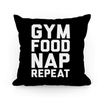 Gym Food Nap Repeat