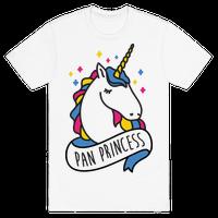 Pan Princess Unicorn