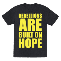 Rebellions Are Built On Hpoe