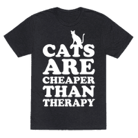 Cats Are Cheaper Than Therapy