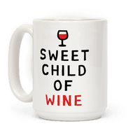 Sweet Child Of Wine