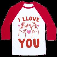 I LLove You LLama Valentine Parody