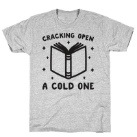Cracking Open A Cold One With The Books