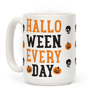Halloween Every Day Mug