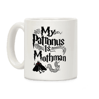 My Patronus is Mothman