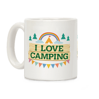 I Love Camping (Pocket Camp Parody)