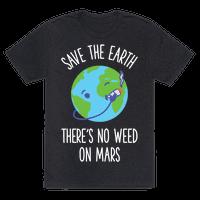 No Weed On Mars