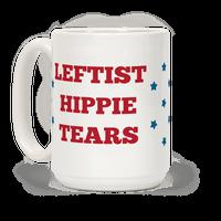 Leftist Hippie Tears