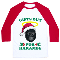 Gifts Out for Harambe