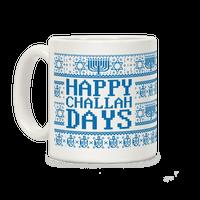 Happy Challah Days