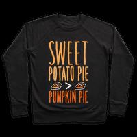 Sweet Potato Pie > Pumpkin Pie White Print