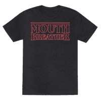 Mouth Breather Parody (Red)