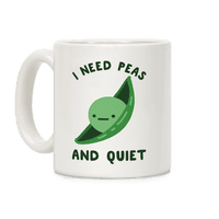 I Need Peas And Quiet