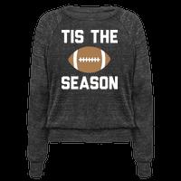 Tis The Football Season (White) Pullover