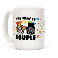 The New It Couple Parody