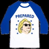 Prepared Hillary Clinton