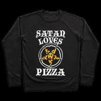 Satan Loves Pizza
