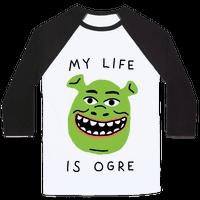 My Life Is Ogre Baseball